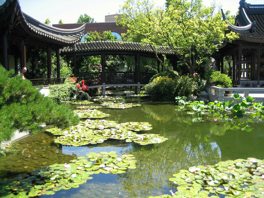 Our Rv Adventures In North America Chinese Garden Portland Oregon