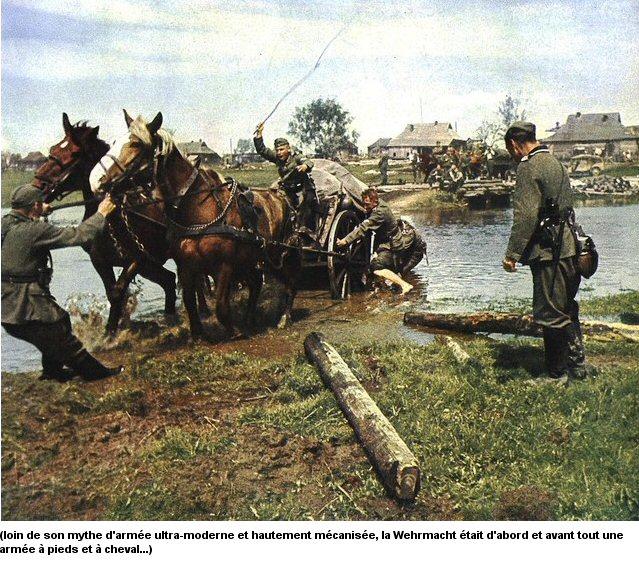 généraux allemands exécutés en russie