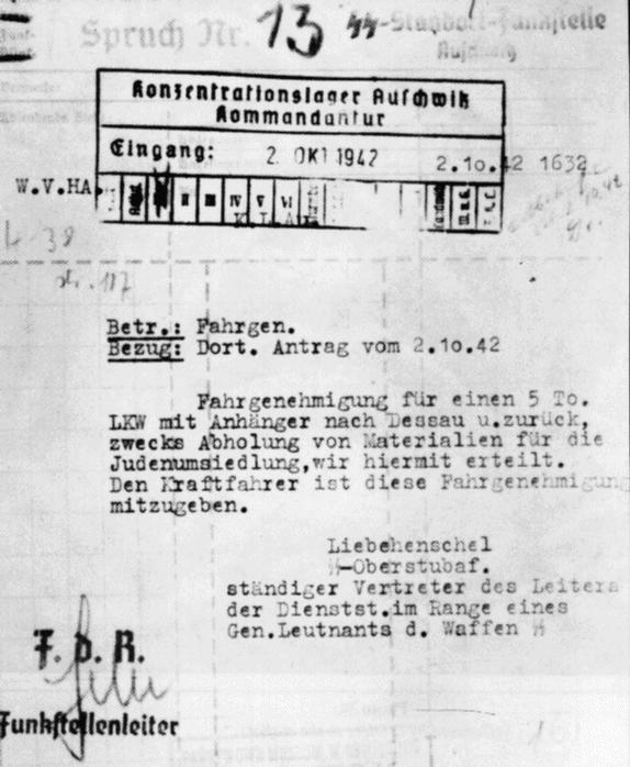 100 imágenes de Auschwitz [Impactante]