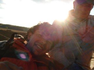 inde en stop Eduardo Marinho Sylvain Andre hitchhiking Bob4
