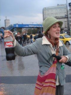 inde en stop Eduardo Marinho Sylvain Andre hitchhiking Maud Coca-cola istanbul