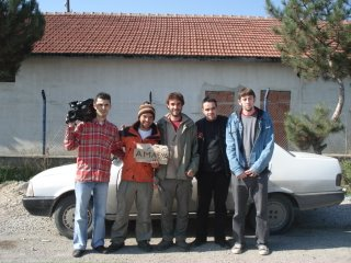 inde en stop Eduardo Marinho Sylvain Andre hitchhiking TRT