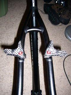carbon cantilever brakes