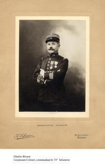 Lieutenant Colonel Brenot