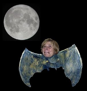 moonbats on the brain
