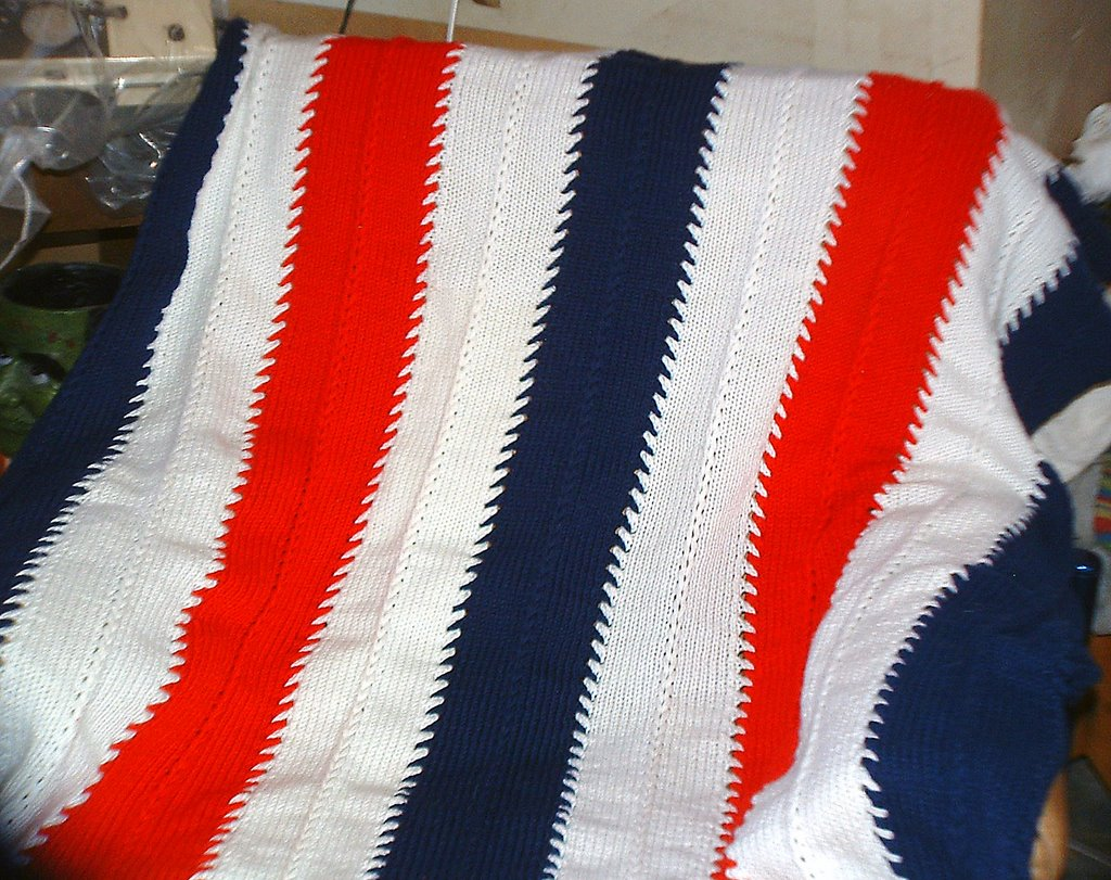 Clarisses free patterns patriotic afghan bankloansurffo Image collections