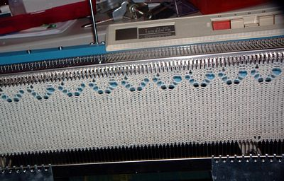 BROTHER PROFILE 588 KNITTING MACHINE - KH-588 eBay