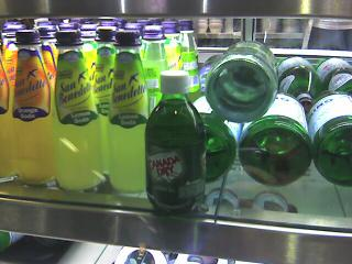 The Lone Ginger Ale