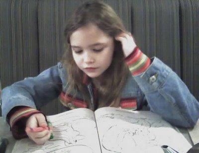 Tigana studying