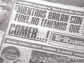 Allende violo los DDHH Fidel.0