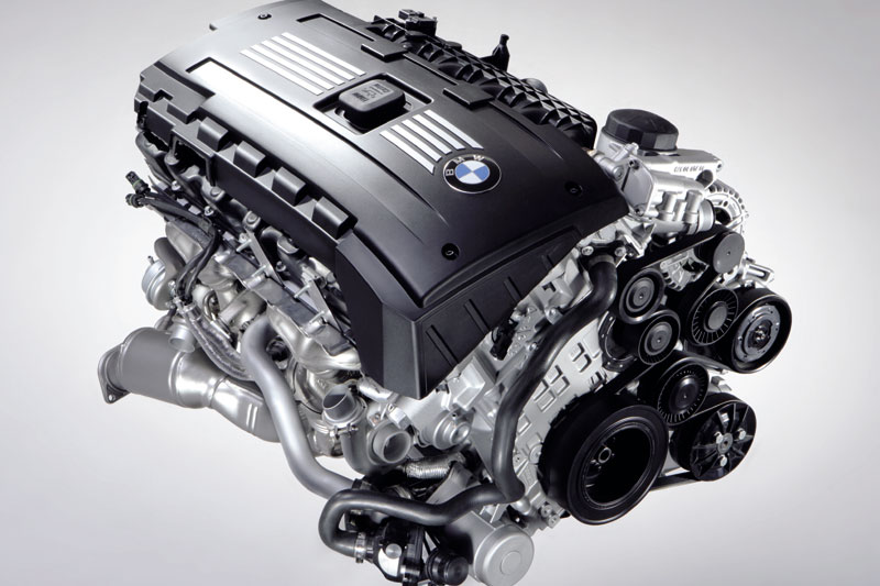 SPY the Man SPY  BMW 3 Series BiTurbo Engine
