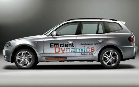 spy bmw x3 efficientdynamics super capasitors hybrid suv. Black Bedroom Furniture Sets. Home Design Ideas