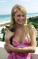 "Paris Hilton gets new dogs to fight title of ""World's Worst Dog Owner'"