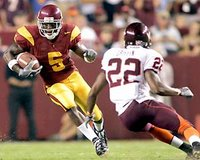 Reggie Bush looking for agents - Note to USC's Reggie Bush: pick Sports Agent Leigh Steinberg