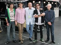 Rolling Stones 2006 Concert Opening Acts Confirmed