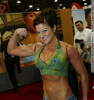Arnold Classic - GeneX Photos of Diana Chadoux and Maria Warren