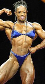 2006 Arnold Classic Results from GeneX - Congradulations to Iris Kyle, Adela Garcia, and Mary Elizabeth Lado