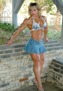 Lisa Aukland - Missundaztood - What it Means to be a Female Bodybuilder