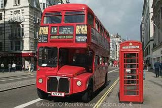 """London's Double-Decker """"Routemaster"""" Buses Retired - I Never Got to Ride One!"""
