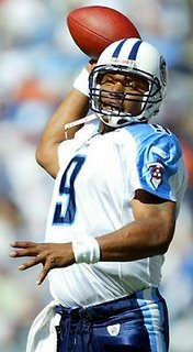 Titans QB Steve McNair Testifies Before Arbirator; Decision On June 1 - AP and NFL Wire