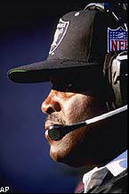 Oakland Raiders First: Black Head Coach, Black Offensive Line Coaches, Black Quarterback
