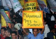 "Muhammad Cartoons Rile UC Irvine ""Conference"""