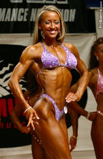 Chastity Slone Wins San Francisco Pro Show - From Bodysport.com