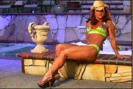 Claire Rohrbacker-OConnel The California Champion - GeneX Forums