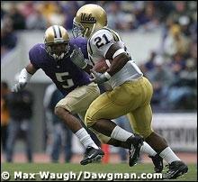 Colts' Best Bet: UCLA's Maurice Drew - Reggie Bush's Key Rival