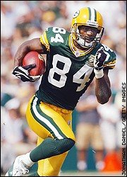 Green Bay Packers WR Javon Walker Does Not Want to Return To Lambeau Field - AP