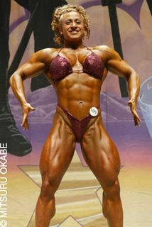 Heather Policky May Quit Women's Bodybuilding After July USA's