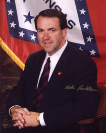 """Arkansas Governor Huckabee Refers to Legislators as """"Puppets.""""  - Live on C-SPAN Today"""
