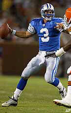 "Raiders In Hunt For...Joey Harrington!?  Can You Say ""Trade Bait"""