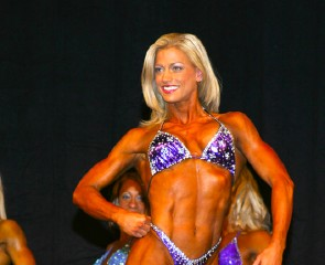 Julie Childs Scores IFBB Pro Fitness Win In New York - Bodysport.com