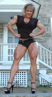Lisa Aukland Back from The Arnold Classic