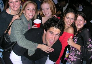Matt Leinart - Party Boy Loves The Camera, But Can He Focus in The NFL?