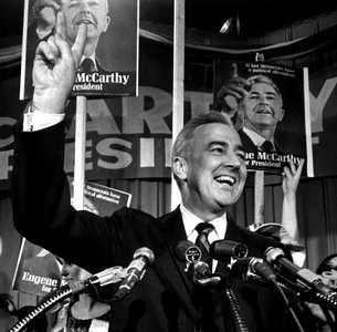 Former Sen. Eugene McCarthy, 89, Dies