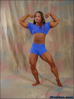 IFBB Pro Nancy Lewis' Retirement Letter