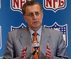 Commissioner Tagliabue Press Conference, Annual League Meeting Orlando, FL -- March 29, 2006