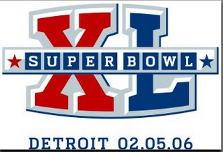 Super BOWL XL: Pittsburgh Steelers v. Seattle Seahawks in Detroit!  (I'm going)