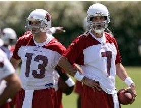 Partying Out Of The Way, Matt Leinart Works Out Today - AP