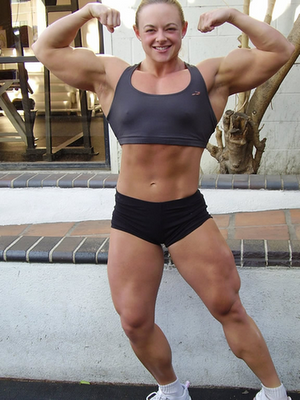 Kristy Hawkins - Latest Body Condition
