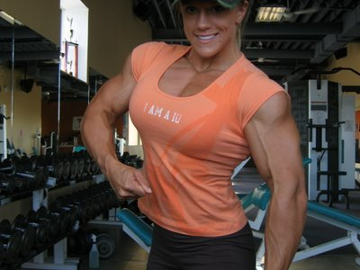 Cindy Phillips With Two Weeks Before The Canadian Nationals
