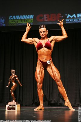 Nicole Ball Wins 2006 Canadian Nationals