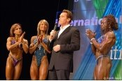 Arnold Classic 2007: Of Four Bodybuilding Events, Three Are For Women!