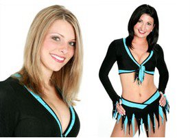 Ex-Carolina Panther Cheerleader Pleads Guilty to Fight and Sex in Bathroom Stall