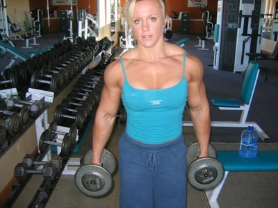 Cindy Phillips Six Weeks Out From Canadian Nationals