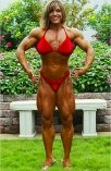 Gina Davis Sets Sights On Europa Supershow in Arlington Texas