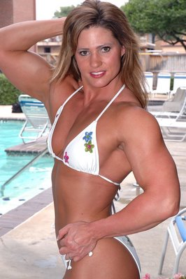 Jody May - Interview with Texas' Best Female Bodybuilder