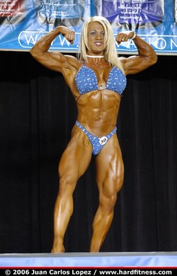 Melissa Detwiller Improves Her Body - Strong Finish In NPC Jr Nationals Has Many Projecting Her As Most Improved FBB